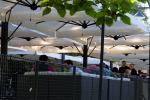 parasol kawiarnia