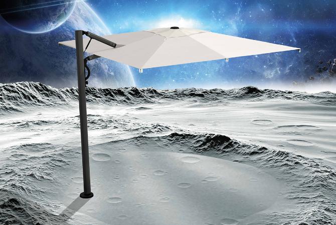 parasol ogrodowy gazowy